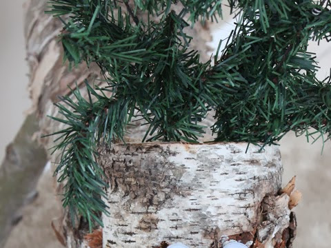 DIY: Wooden Reindeer