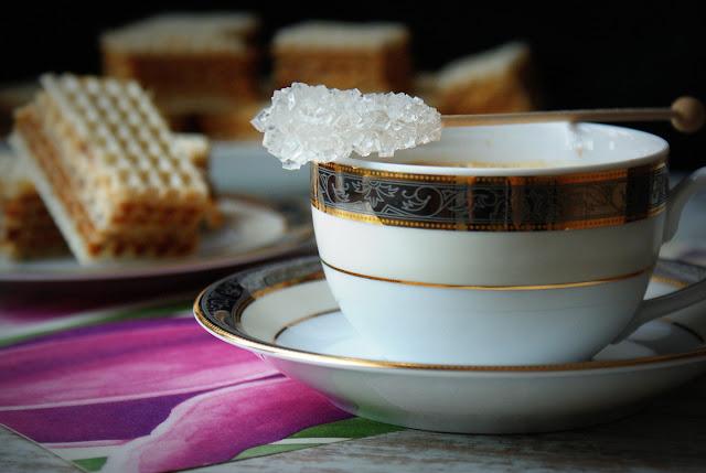 Gostyń,Spółdzielnia Mleczarska w Gostyniu,kajmak,mleko zagęszczone,masa krówkowa,wafle,wafle przekładane,porcelana bogucice,