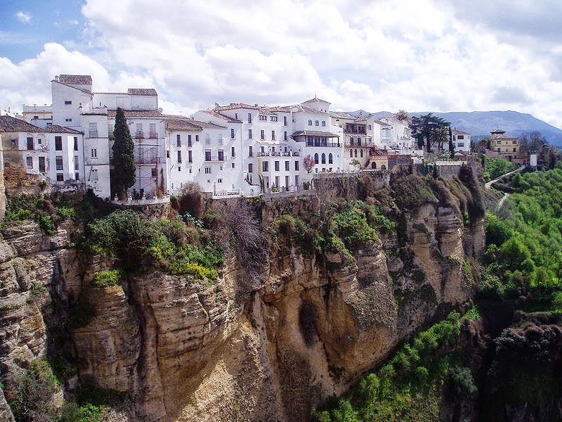villages in spain: