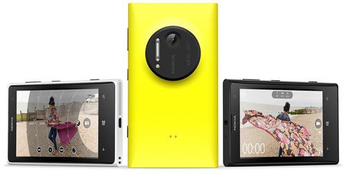 Nokia 1020 - Windows 8 Smartphone