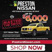 PRESTON NISSAN