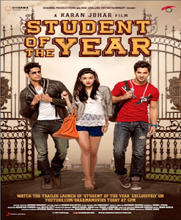 Student Of The Year Movie HD Download
