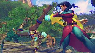 Ultra Street Fighter 4 Wallpapers