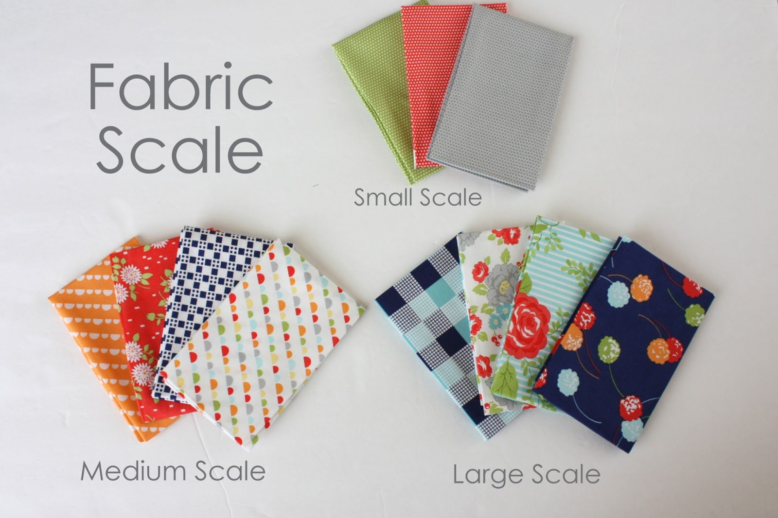 A Few Tips on Choosing Fabric - Virtual Quilting Bee part 2 ... : fabric for quilting - Adamdwight.com
