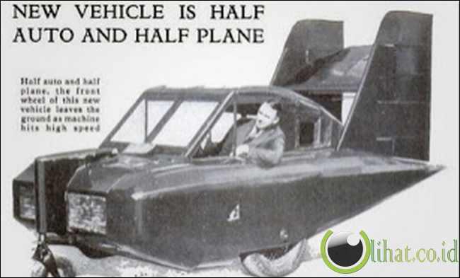 Pesawat Berjalan (1934)