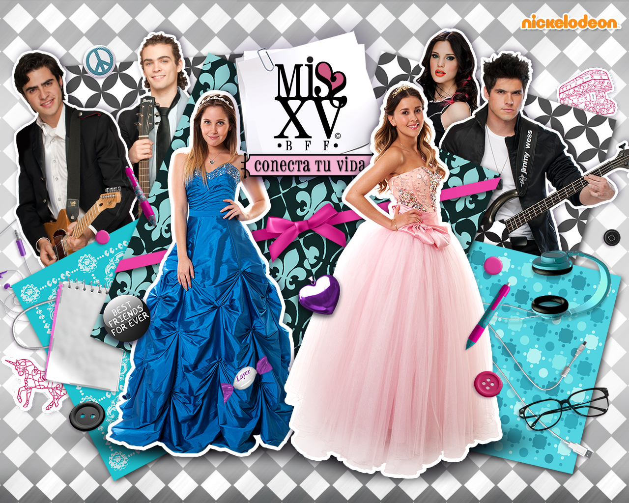 MIS XV MUSIC WORLD