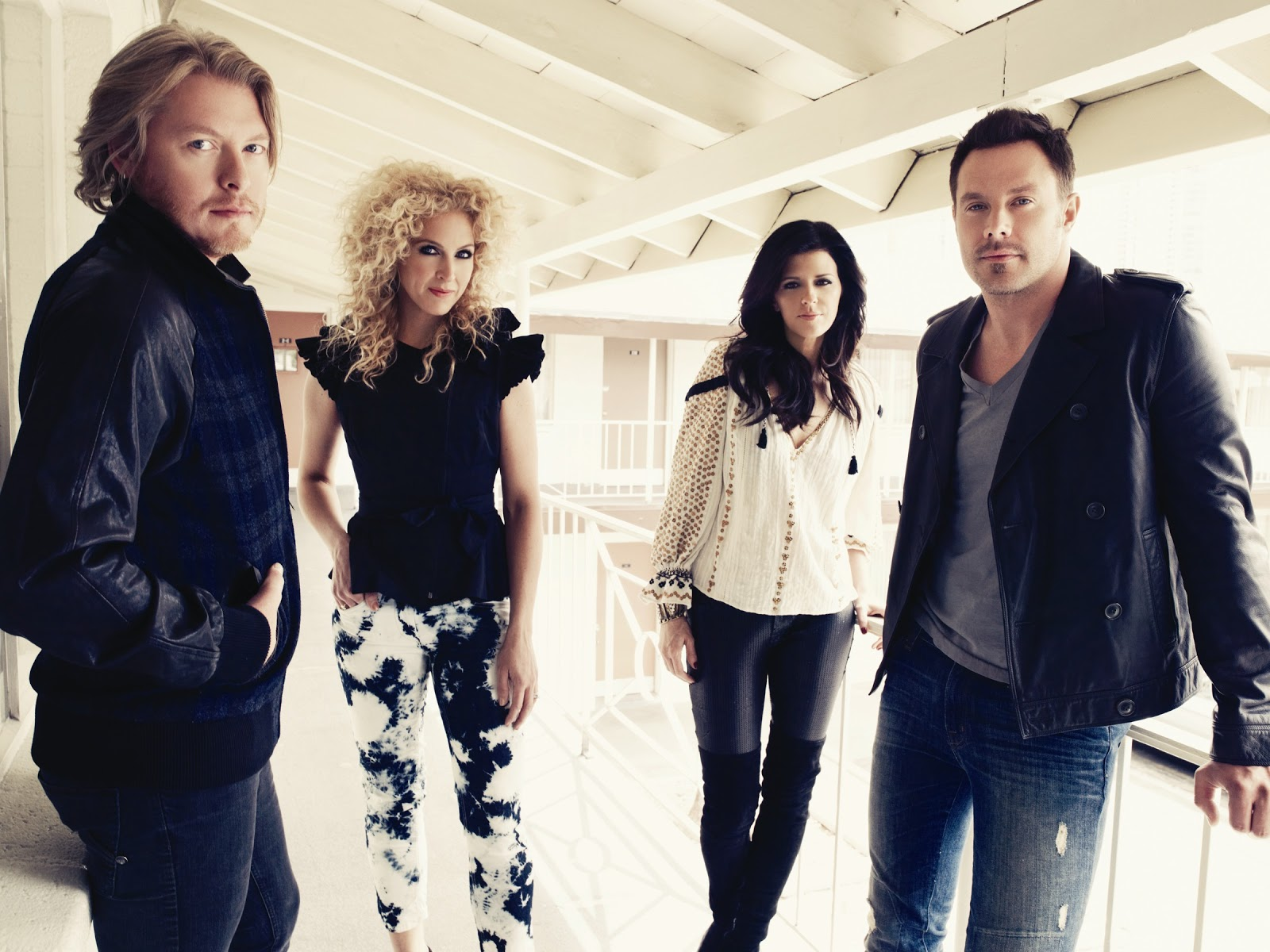 Little Big Town Hunter Hayes To Headline Blue Ridge Music Festival