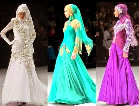 Trend Baju Muslim Cantik Model Syahrini 2015 Trend Model