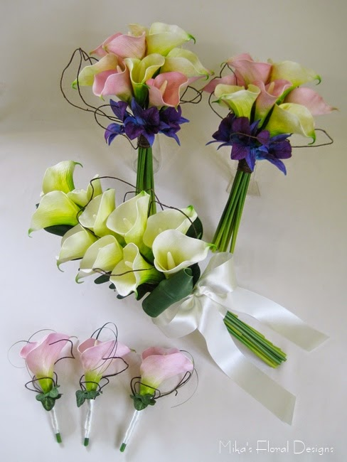 Artificial Wedding Flowers and Bouquets - Australia: Packages Price ...