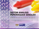 Sistem Analisis Peperiksaan Sekolah