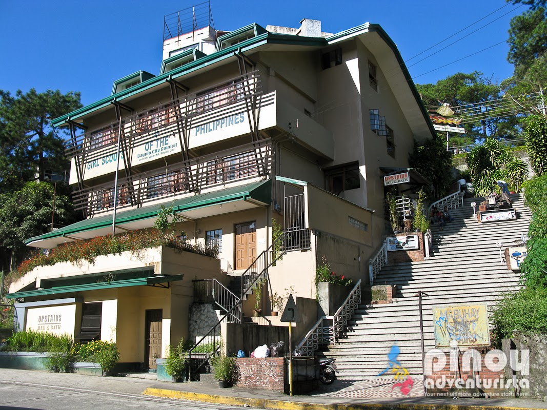 Where To Stay In Baguio City Upstairs Bed And Bath Cozy Yet Affordable Accommodation