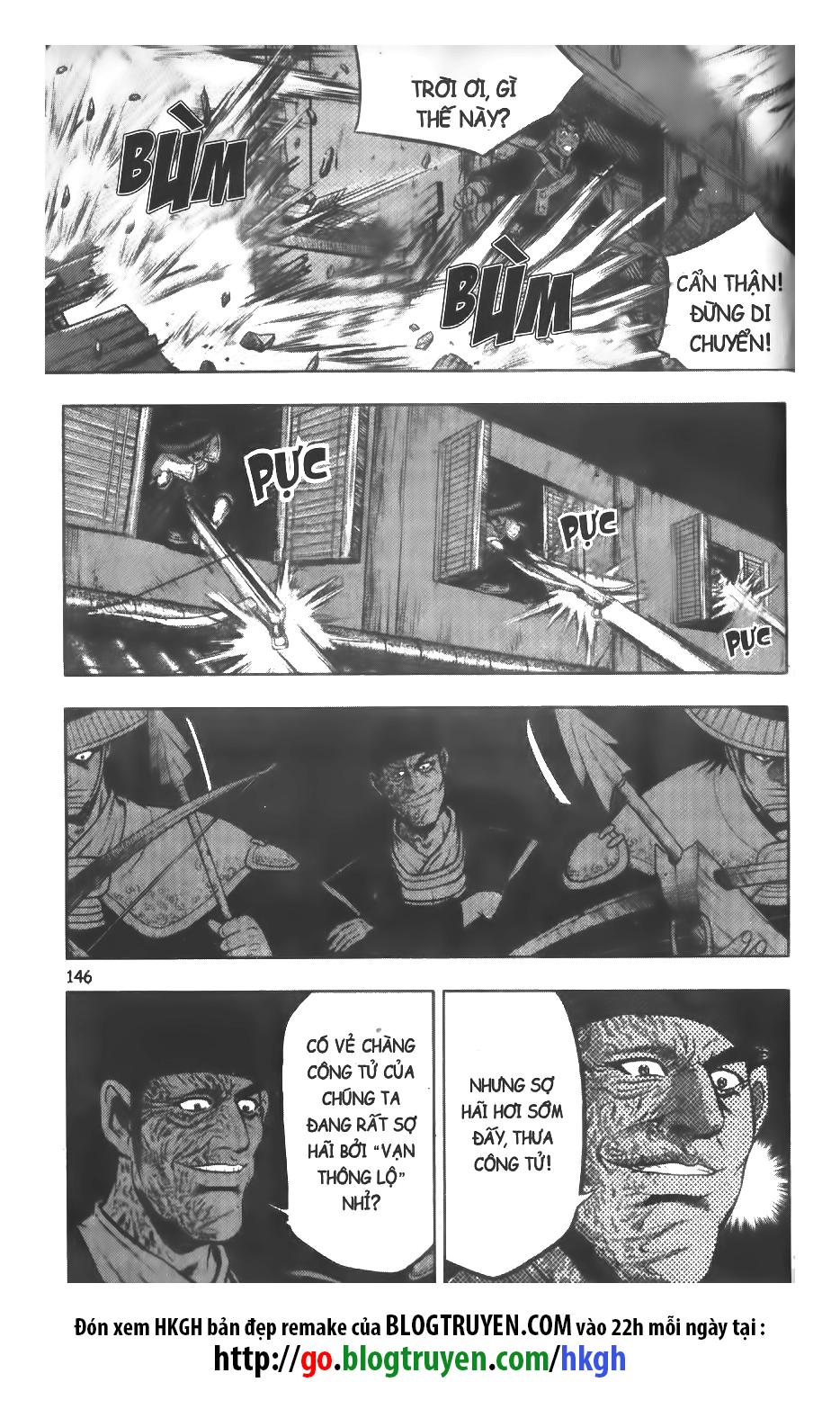 Hiệp Khách Giang Hồ chap 338 page 13 - IZTruyenTranh.com