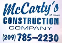 McCartys Construction