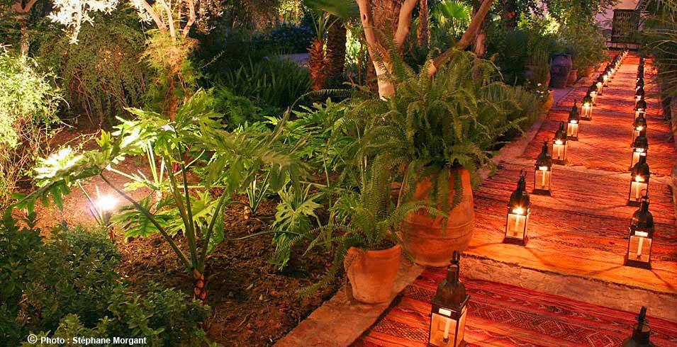Coco morocco: marrakesh   riad madani a green haven.