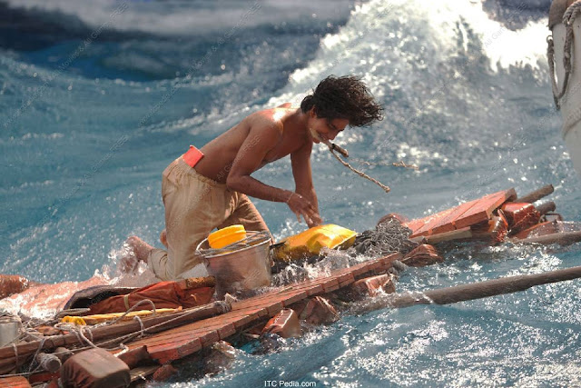 Life Of Pi 2012 DVDRip XviD - ARROW