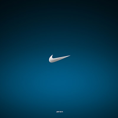 Nike - just do it download free wallpapers for Apple iPad