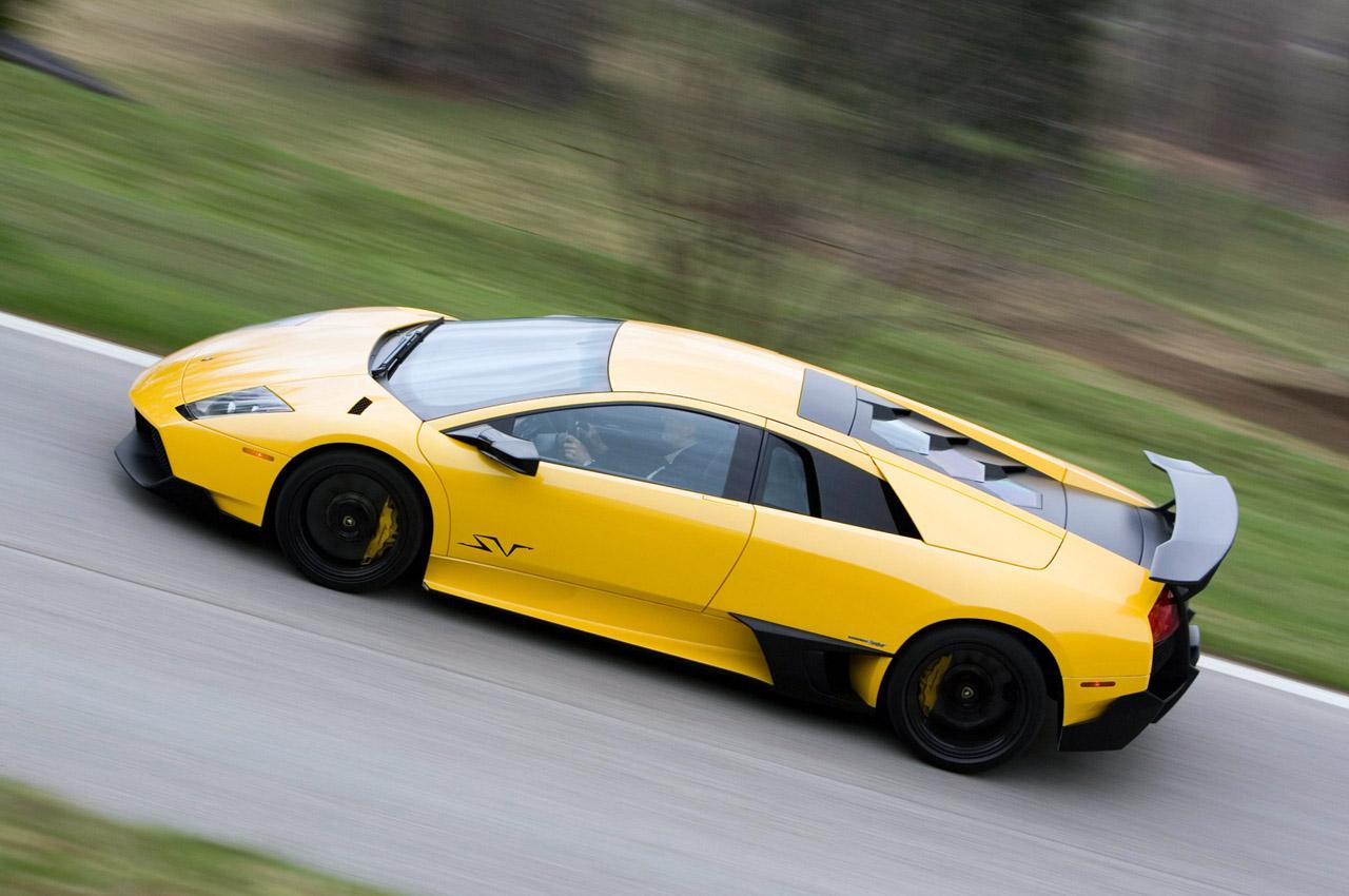 Hd Car Wallpapers Lamborghini Murcielago Sv Wallpaper