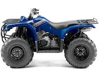 2013 Grizzly 350 Auto 4x4 Yamaha pictures 1