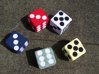 Foam Dice