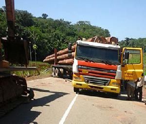 truck beladen