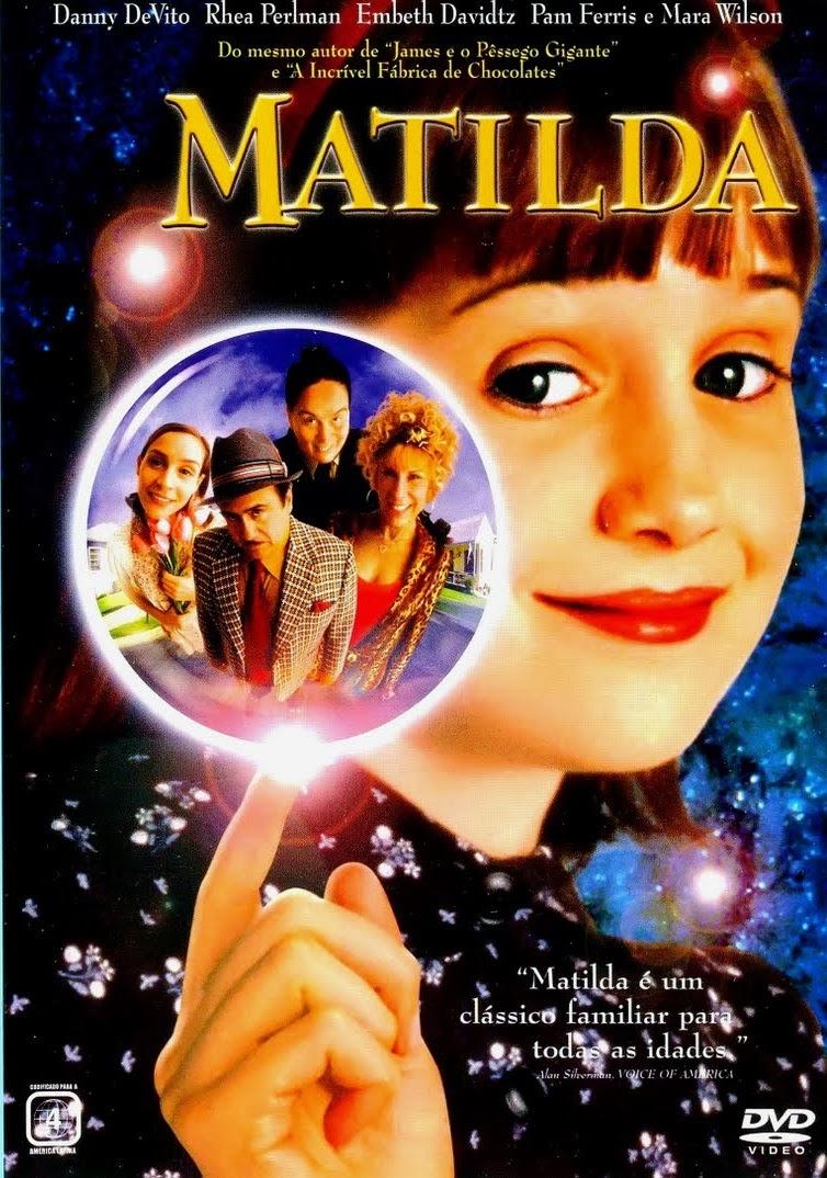 Matilda – Dublado (1996)