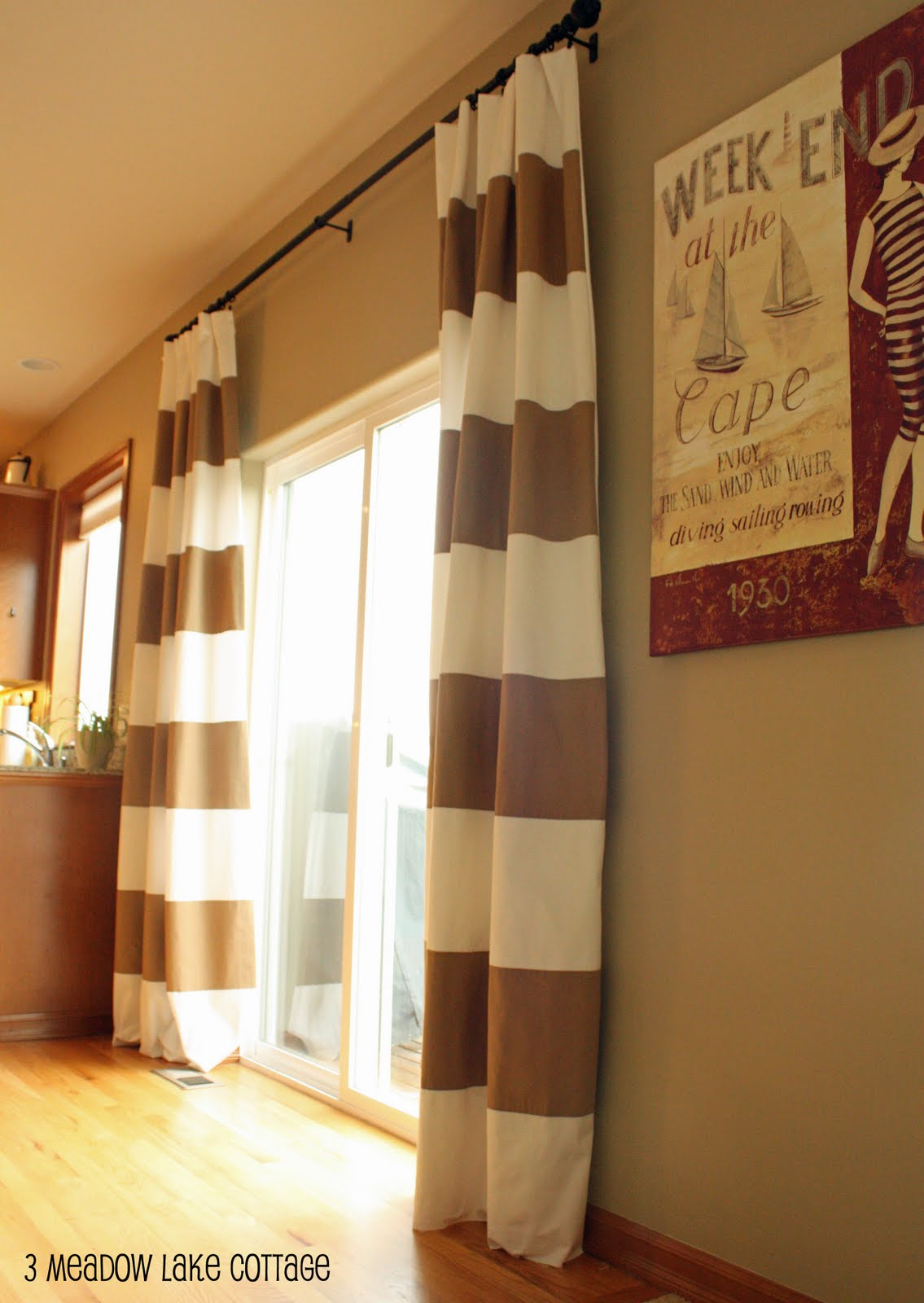 window treatments on pinterest sliding glass door