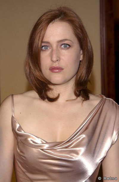 gillian anderson photos