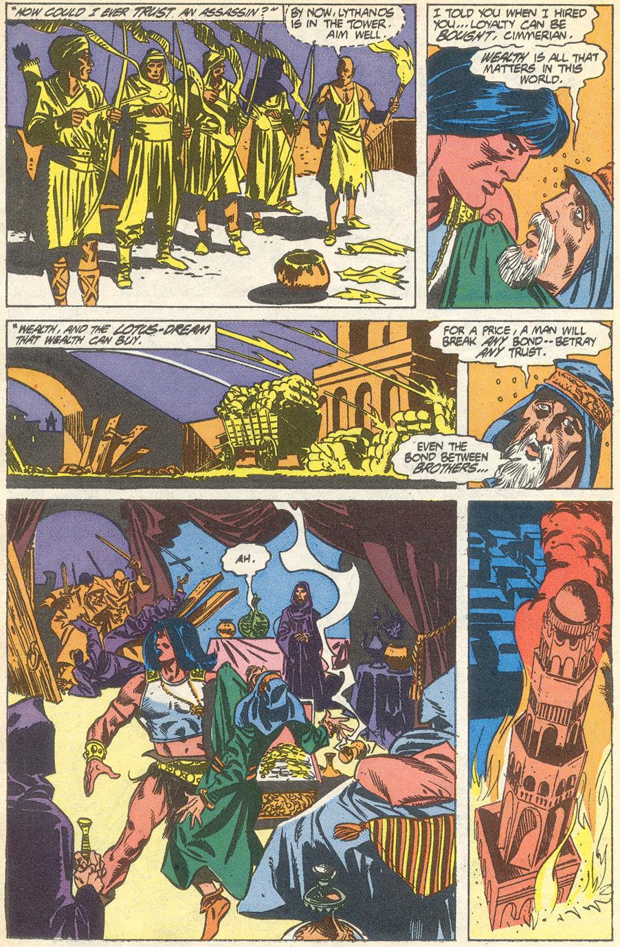 Conan the Barbarian (1970) Issue #231 #243 - English 15