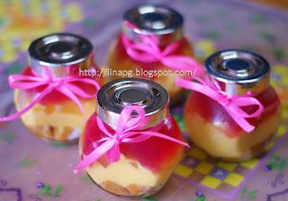 Teratak Mutiara Kasih Resepi Puding Trifle Mudah Dan Sedap Review
