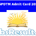 CGPDTM Admit Card 2015 Patent Examiner Hall Ticket Issued