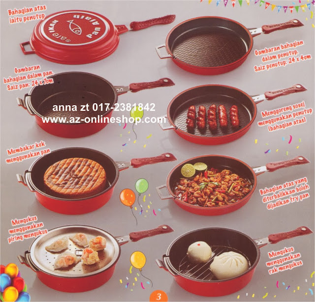 Pan Ajaib, Pemanggang Ajaib, Pemanggang Ajaib Generation 2, Pan Bulat, cara - cara, murah , mudah memasak,  bussiness online, menu masakan