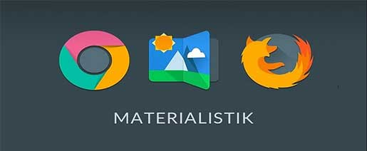 MATERIALISTIK ICON PACK v3.5 Full Apk