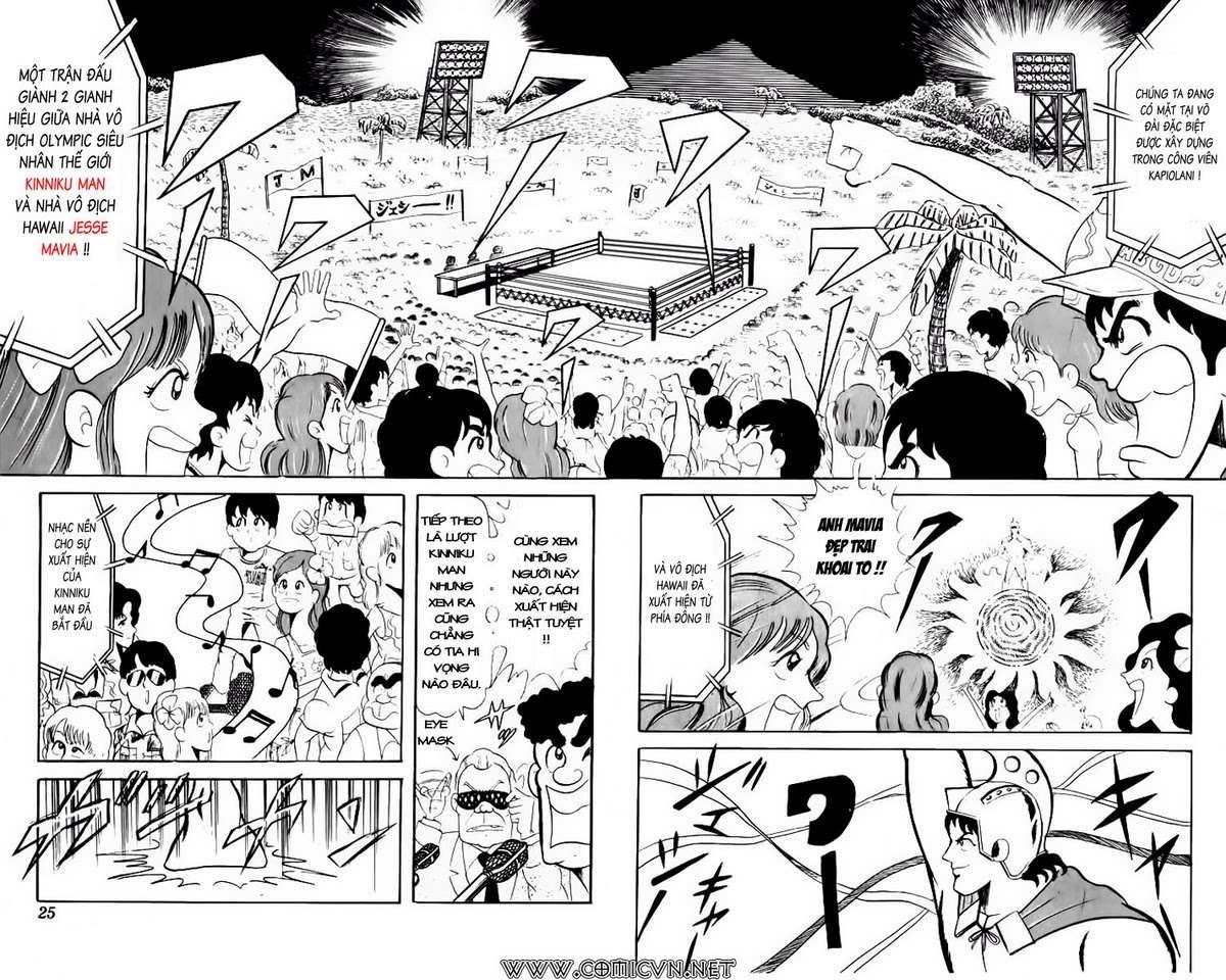 Kinniku Man Chap 55 - Next Chap 56