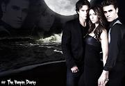 Wallpaper The Vampire Diaries. Pra ver em tamanho maior, clique. (wallpaper vampire diaries)