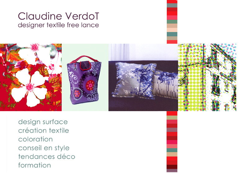 Claudine VerdoT design