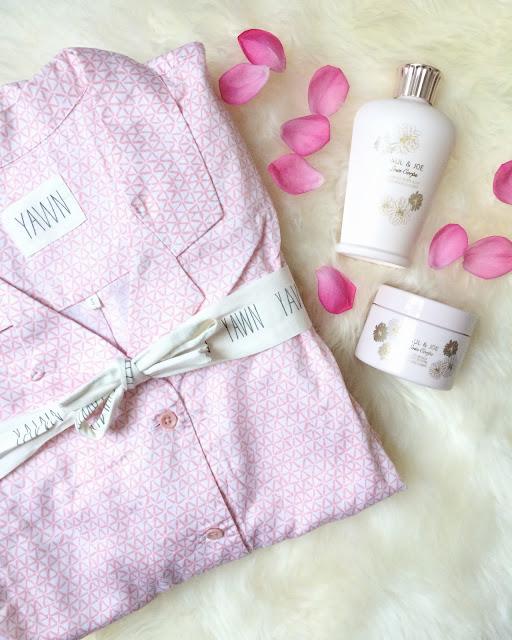 ywan london pj, paul and joe beauty, paul and joe shower gel, paul and joe body lotion