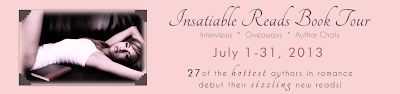 Insatiable Reads Book Tour