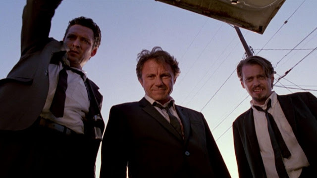Reservoir Dogs Trunk Shot