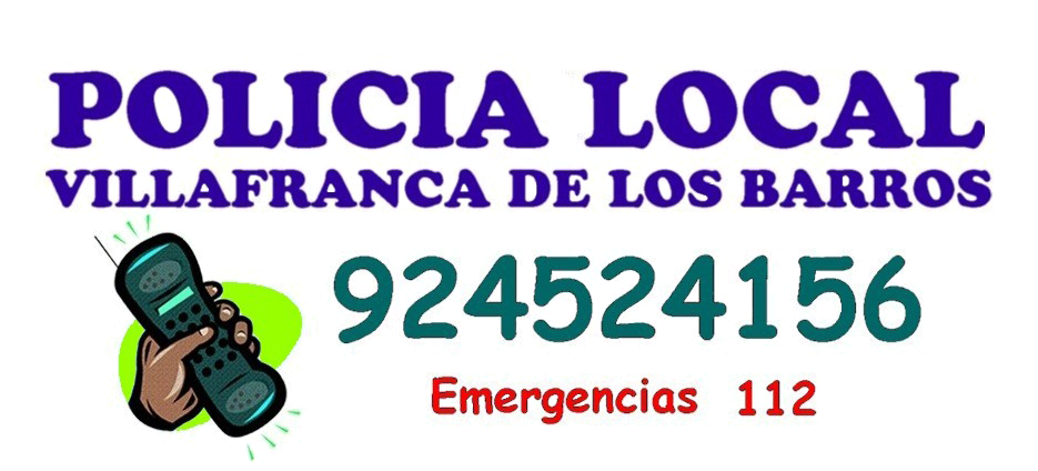 POLICÍA LOCAL VILLAFRANCA DE LOS BARROS (BADAJOZ)