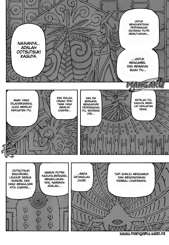 Komik Naruto – Chapter 646 : Shinju
