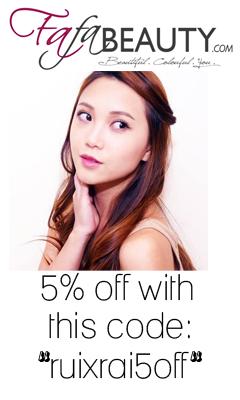 Korean Cosmetics @ Fafabeauty.com