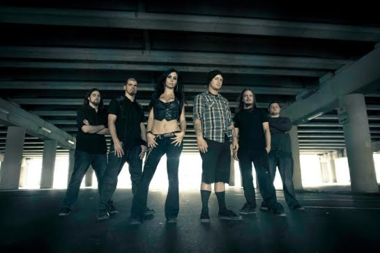 Another Life Spared: six piece alternative rock/metal formation from Cocoa, Florida, US played in E115 of the ArenaCast