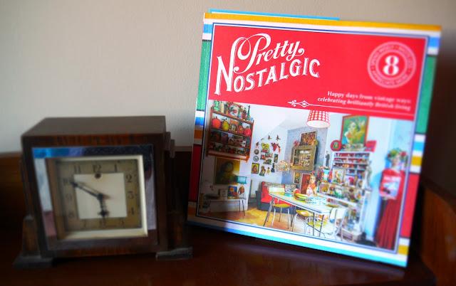 Pretty Nostalgic magazine Issue 8