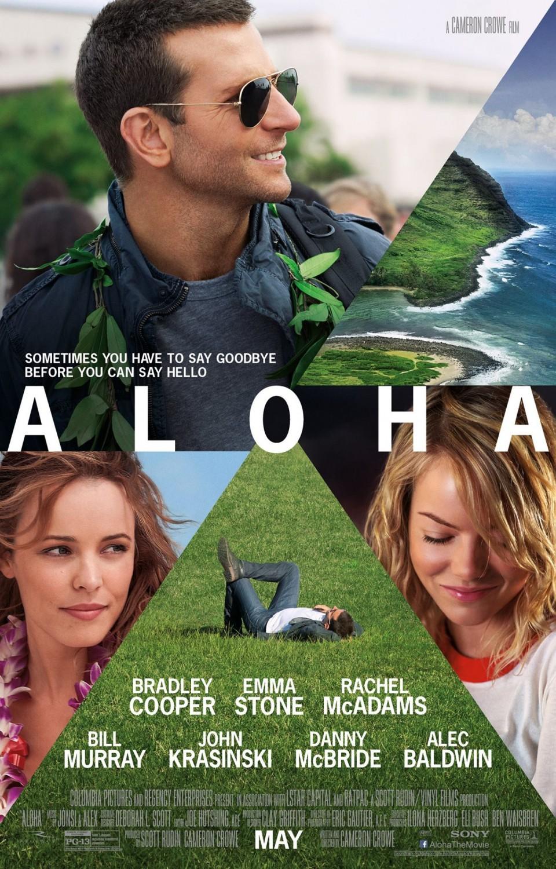 Aloha (2015) อะโลฮ่า สวัสดีความรัก