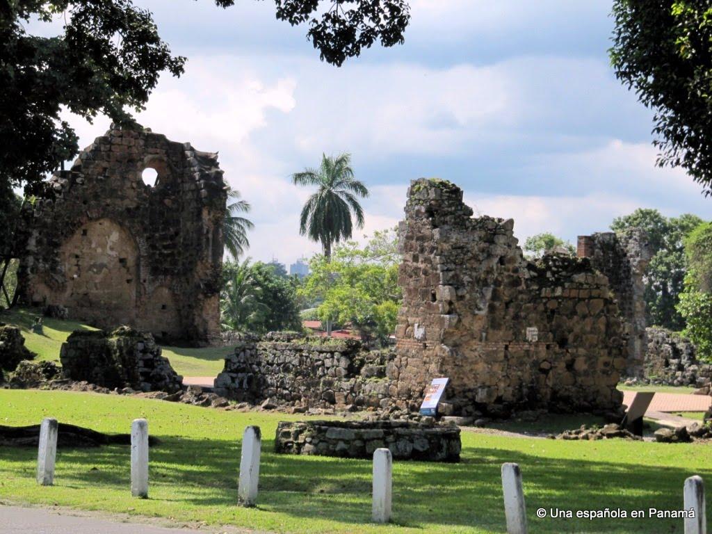 arqueologia panama vieja