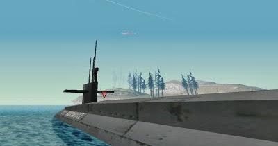 Download Mod Kapal Selam (Submarine) untuk GTA SA ~ Ferdani Blogspot