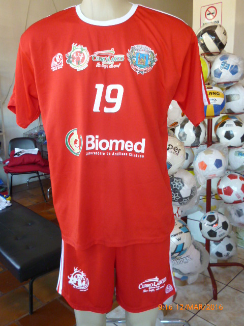 Uniforme CMD Cerro Largo Campo