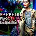 Sapphire Pret 2015 by Khadijah Shah | Sapphire Silk Ready To Wear