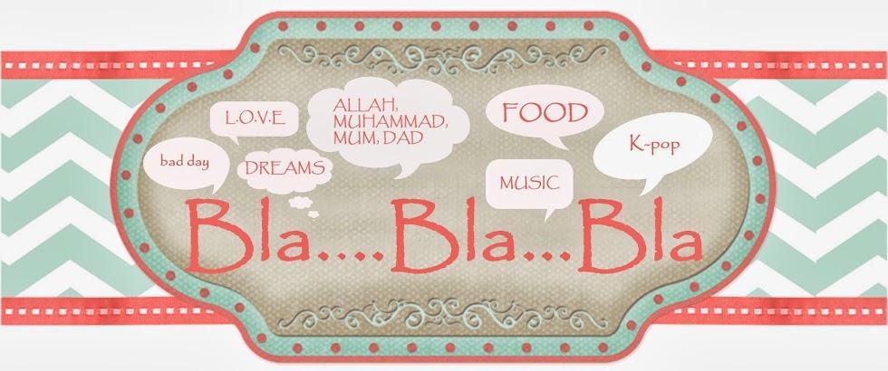 bla...bla...bla...