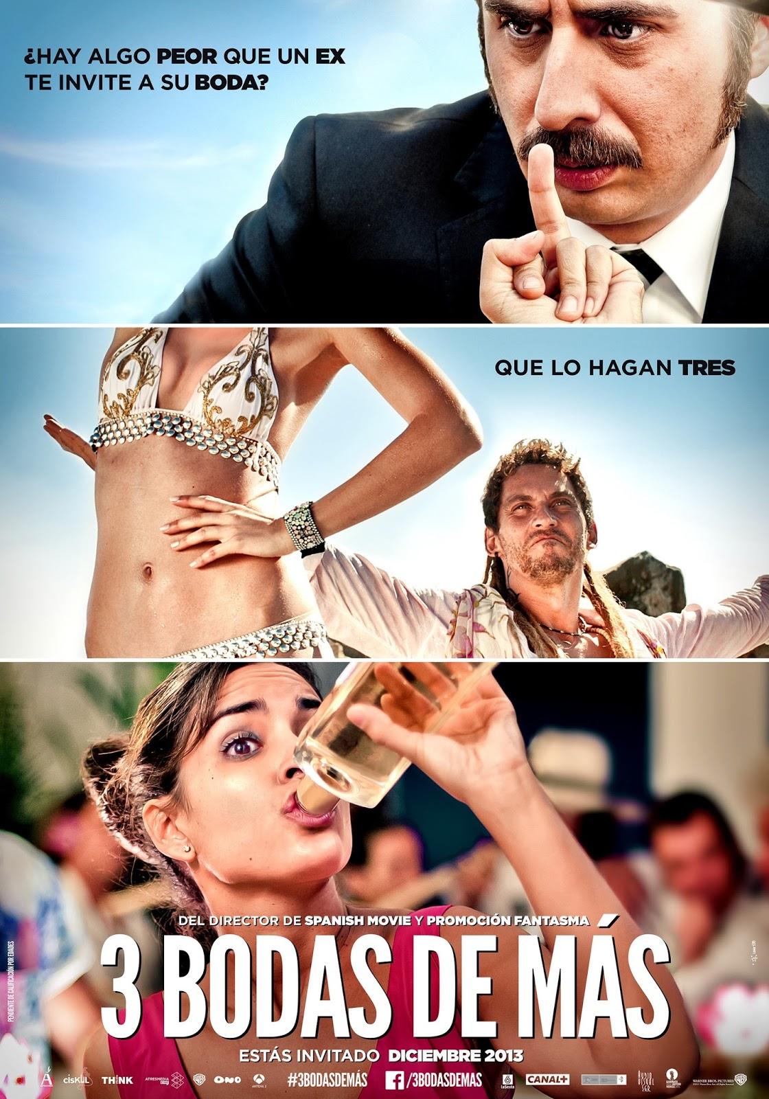 3 Bodas De Mas (2013)